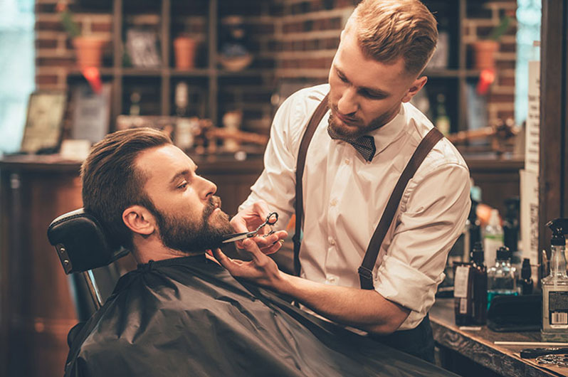 Hair Addicts Beard Shaping Services